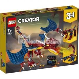 LEGO® - CREATOR - SMOK OGNIA - 31102