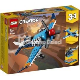 LEGO® - CREATOR - SAMOLOT ŚMIGŁOWY - 31099
