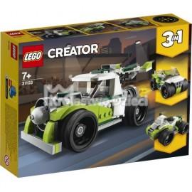 LEGO® - CREATOR - RAKIETOWY SAMOCHÓD - 31103