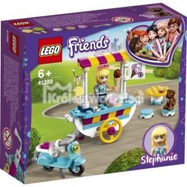 LEGO® - FRIENDS - WÓZEK Z LODAMI - 41389