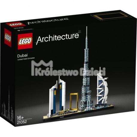 LEGO® - ARCHITECTURE - DUBAI - 21052