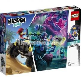 LEGO® - HIDDEN SIDE™ - ŁAZIK PLAŻOWY JACKA - 70428