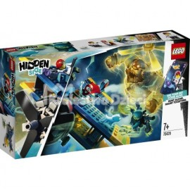 LEGO® - HIDDEN SIDE™ - SAMOLOT KASKADERSKI EL FUEGO - 70429