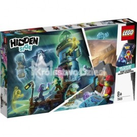 LEGO® - HIDDEN SIDE™ - LATARNIA CIEMNOŚCI - 70431