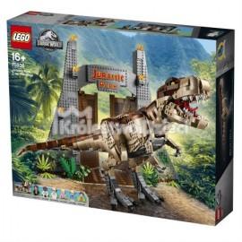 LEGO® - JURASSIC WORLD™ -  PARK JURAJSKI: ATAK TYRANOZAURA - 75936