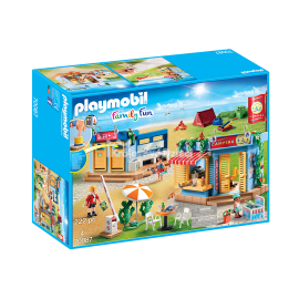 PLAYMOBIL - FAMILY FUN - DUŻY PLAC KEMPINGOWY - 70087