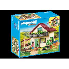 PLAYMOBIL - COUNTRY - WIEJSKI DOM - 70133