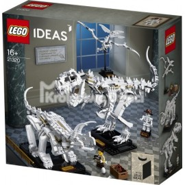 LEGO® - IDEAS - SZKIELETY DINOZAURÓW - 21320