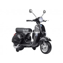 JOKOMISIADA - MOTOR NA AKUMLATOR - SKUTER - VESPA - PA0202 - NIEBIESKI