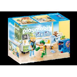 PLAYMOBIL - CITY LIFE - SZPITALNY POKÓJ DZIECIĘCY - 70192