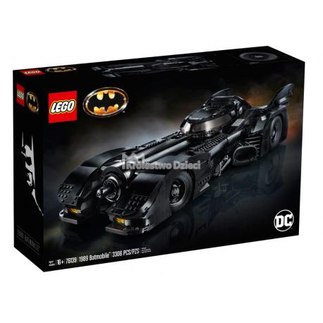 LEGO® - DC COMICS SUPER HEROES - 1989 BATMOBILE - 76139