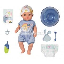 BABY BORN - LALKA INTERAKTYWNA - SOFT TOUCH - 36CM - 827321