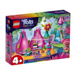 LEGO® - TROLLS - WORLD TOUR - OWOCOWY DOMEK POPPY - 41251