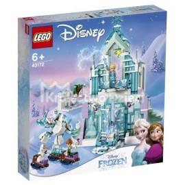 LEGO® - DISNEY™ - MAGICZNY LODOWY PAŁAC ELSY - 43172
