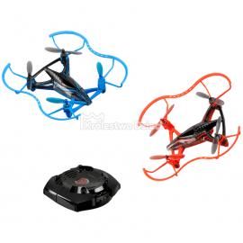 SILVERLIT - HYPERDRONE - 2X DRON - ZDALNIE STEROWANE - RC - WYŚCIG MISTRZÓW - 84775