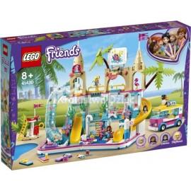 LEGO - FRIENDS - LETNIA ZABAWA W PARKU WODNYM - 41430