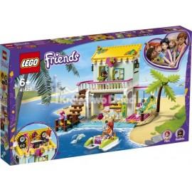 LEGO - FRIENDS - DOMEK NA PLAŻY - 41428