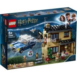 LEGO® - HARRY POTTER™ - ZAKAZANY LAS: SPOTKANIE UMBRIDGE - 75967