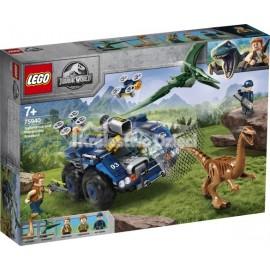 LEGO® - JURASSIC WORLD™ - GALLIMIM I PTERANODON: UCIECZKA - 75940