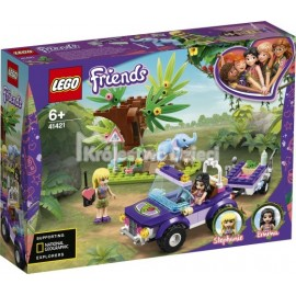LEGO - FRIENDS - NA RATUNEK SŁONIĄTKU - 41421
