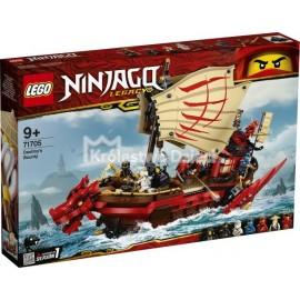 LEGO® - NINJAGO® - PERŁA PRZEZNACZENIA - 71705