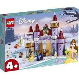 LEGO® - DISNEY™ - ZIMOWE ŚWIĘTO W ZAMKU BELLI - 43180