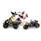 LEGO® - DC COMICS SUPER HEROES - BATMAN: TRÓJKOŁOWY MOTOCYKL JOKERA - 76159