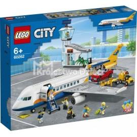 LEGO - CITY - SAMOLOT PASAŻERSKI - 60262