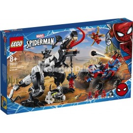 LEGO® - MARVEL SUPER HEROES - STARCIE Z VENOMOZAUREM - 76151