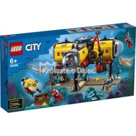 LEGO - CITY - BAZA BADACZY OCEANU - 60265