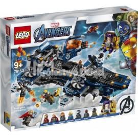 LEGO® - MARVEL AVENGERS - AVENGERS LOTNISKOWIEC - 76153