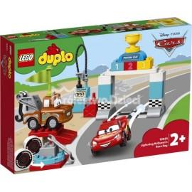 LEGO® - DUPLO® - ZYGZAK MCQUEEN NA WYŚCIGACH - 10924