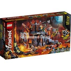 LEGO® - NINJAGO® - PODRÓŻ DO LOCHÓW CZASZKI - 71717