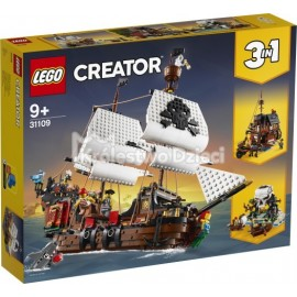LEGO® - CREATOR - STATEK PIRACKI - 31109