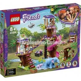 LEGO - FRIENDS - BAZA RATOWNICZA - 41424