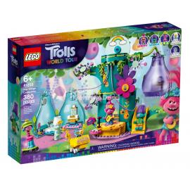 LEGO® - TROLLS - WORLD TOUR - KONCERT W VOLCANO ROCK CITY - 41254