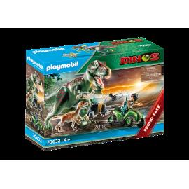 PLAYMOBIL - DINOS - ATAK T-REXA - 70632