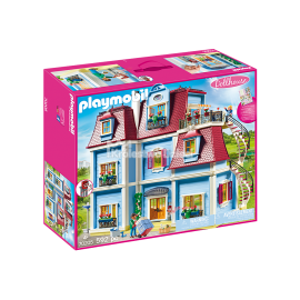 PLAYMOBIL - DOLLHOUSE - DUŻY DOMEK DLA LALEK - 70205