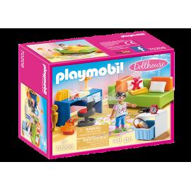 PLAYMOBIL - DOLLHOUSE - POKÓJ NASTOLATKA - 70209