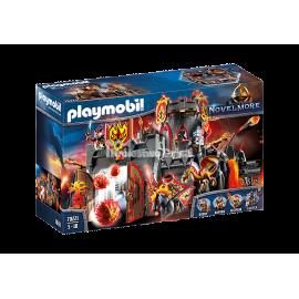 PLAYMOBIL - NOVELMORE - TWIERDZA WOJOWNIKÓW BURNHAM - 70221