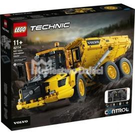 LEGO® - TECHNIC - WOZIDŁO PRZEGUBOWE VOLVO 6X6 - 42114