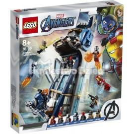 LEGO® - MARVEL AVENGERS - WALKA O WIEŻĘ AVENGERSÓW - 76166