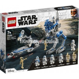 LEGO® - STAR WARS™ - ŻOŁNIERZE-KLONY Z 501. LEGIONU™ - 75280