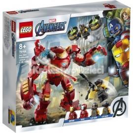 LEGO® - MARVEL AVENGERS - HULKBUSTER IRON MANA KONTRA AGENCI A.I.M. - 76164