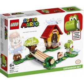 LEGO® - SUPER MARIO™ - YOSHI I DOM MARIO - ZESTAW ROZSZERZAJĄCY - 71367