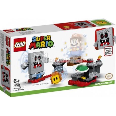 LEGO® - SUPER MARIO™ - TARAPATY W FORCIE WHOMPA - ZESTAW ROZSZERZAJĄCY- 71364