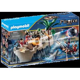 PLAYMOBIL - PIRATES - TWIERDZA ROTROCK - 70413