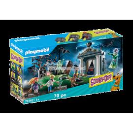 PLAYMOBIL - SCOOBY-DOO! - PRZYGODA NA CMENTARZU - 70362