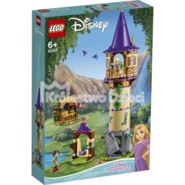 LEGO® - DISNEY PRINCESS™ - WIEŻA ROSZPUNKI - 43187