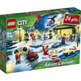 LEGO - CITY - KALENDARZ ADWENTOWY - 60268